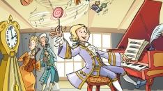 Mozart's Flights of Fancy
