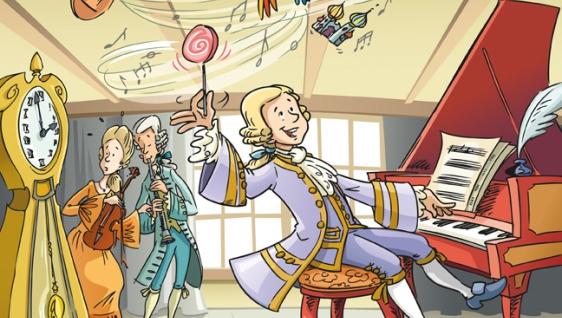 La récréation de Mozart