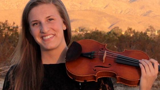 Concerts lauréat: Elizabeth Skinner