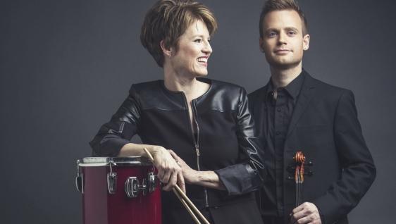 HORS-SÉRIE | Rencontre marimba & violon