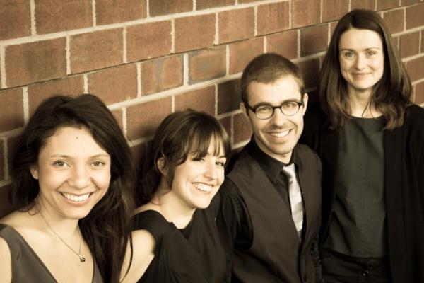 Le concert Alma Innamorata aux Prix Opus!