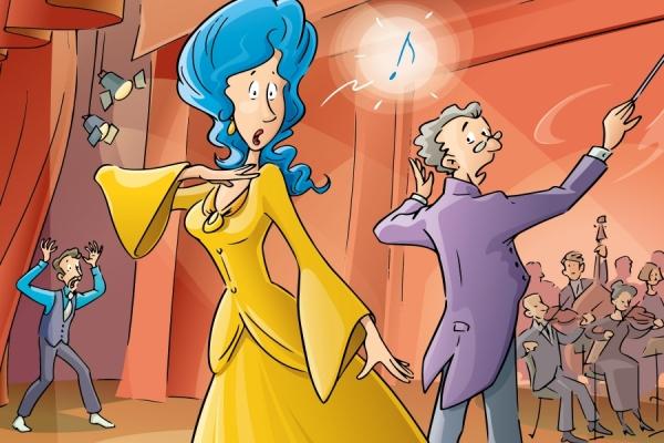 Annabelle Canto avec orchestre