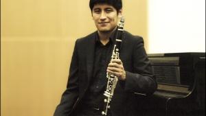 FREE - Pedro Molina, clarinet & Florent Féral, piano.