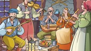 Prochain concert de la série Concertinos famille: Noël en Nouvelle-France
