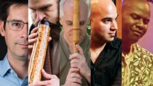 Concert-conférence Aux sources des musiques du monde - April 25