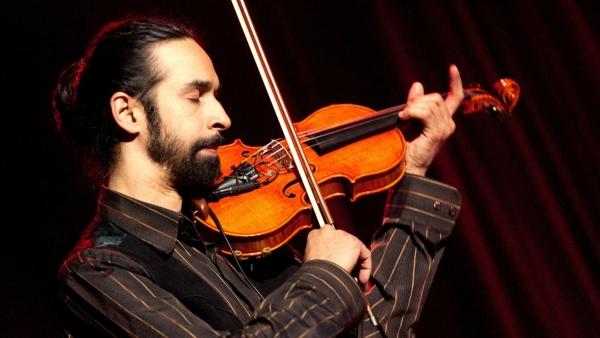 Anit Ghosh - Un violoniste globetrotteur