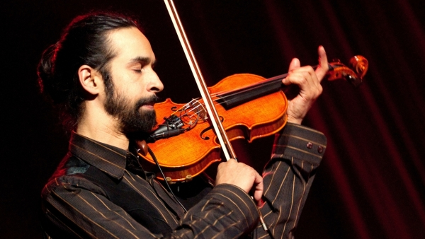 Anit Ghosh - A Globtrotting Violinist