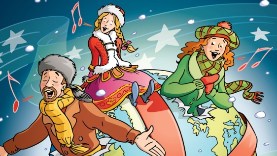 Un monde pour Noël