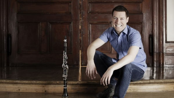 David Perreault - A Busy Clarinettist