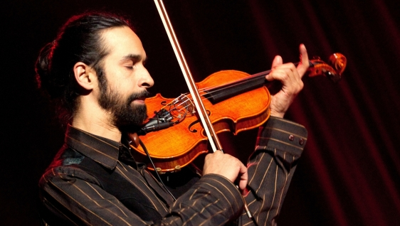 Anit Ghosh - A Globtrotting Violinist